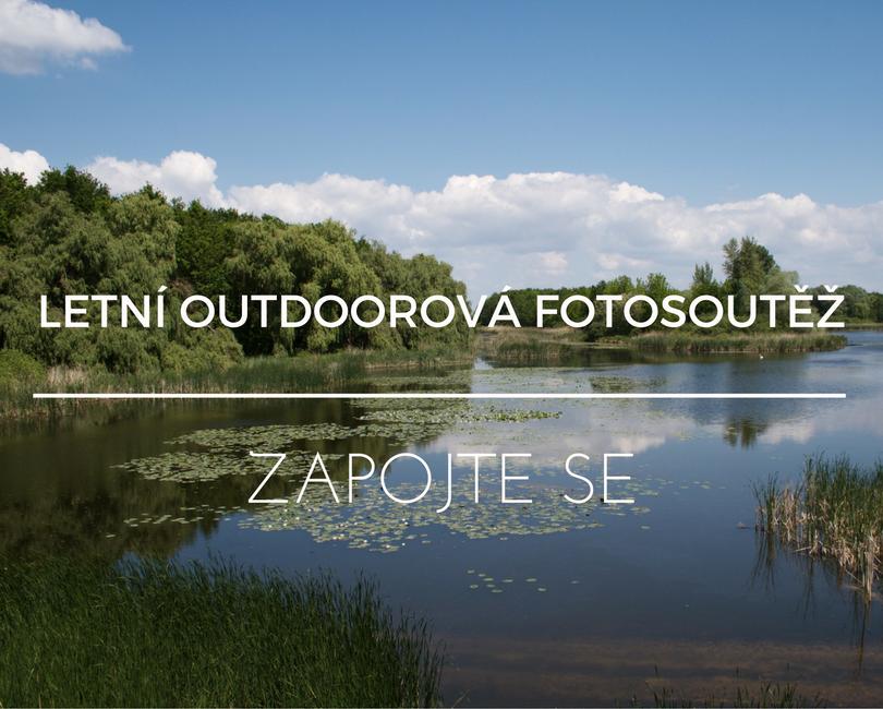 Letní outdoorová fotosoutěž